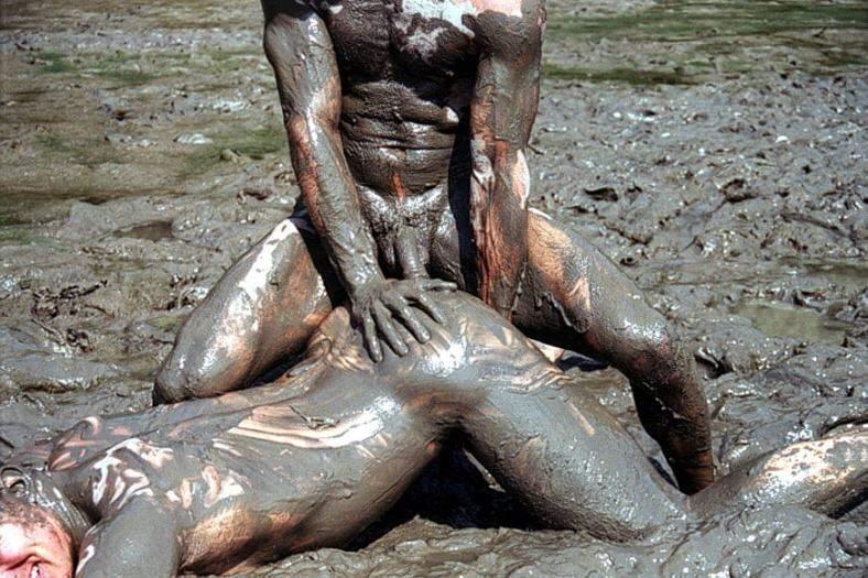 Gif girls having sex in the mud