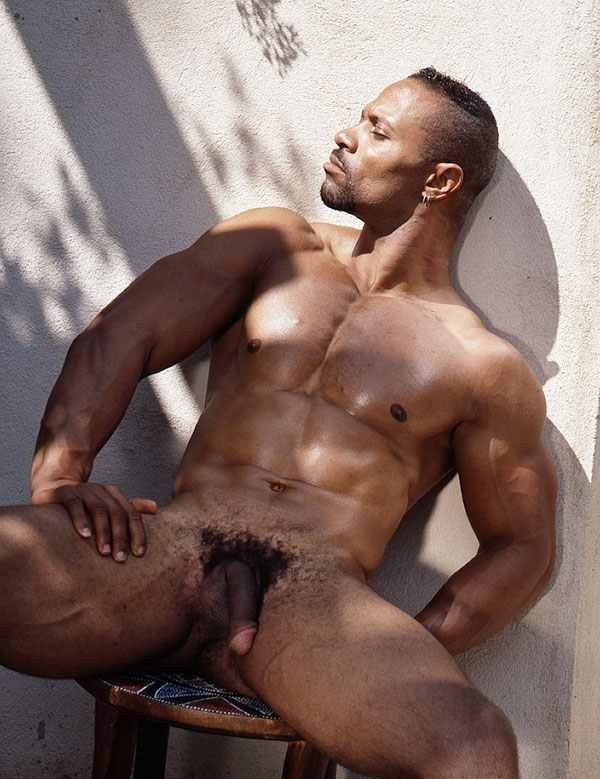 muscle-black-action-naked